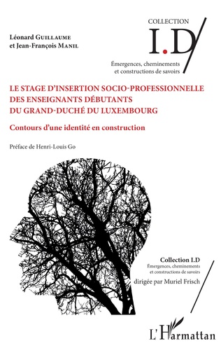 Couverture Le stage d'insertion socio-professionnelle des enseignants débutants du Grand-Duché du Luxembourg