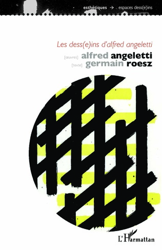 Couverture Les dess(e)ins d'Alfred Angeletti