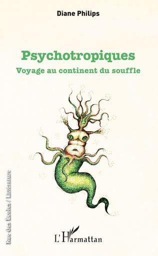 Couverture Psychotropiques