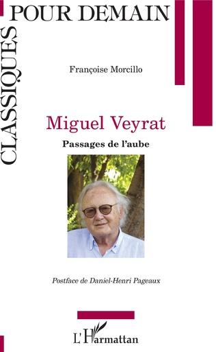 Couverture Miguel Veyrat