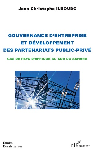 Couverture Gouvernance d'entreprise et développement des partenariats public-privé