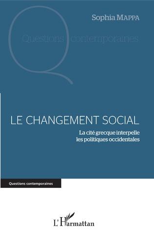 Couverture Le changement social
