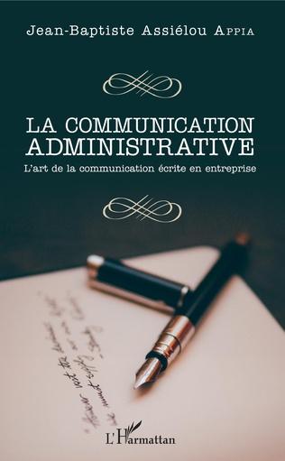 Couverture La communication administrative