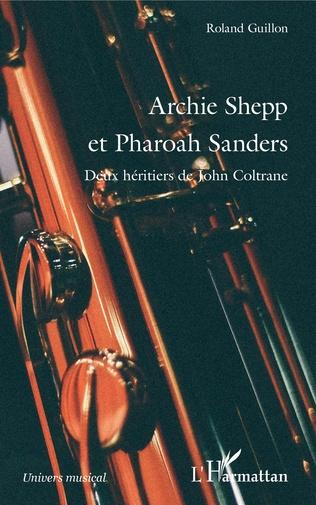 Couverture Archie Shepp et Pharoah Sanders