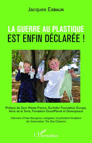 Couverture La guerre au plastique est enfin déclarée !