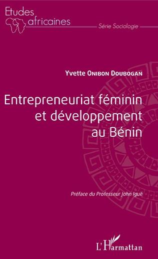 Couverture Entrepreneuriat féminin et développement au Bénin