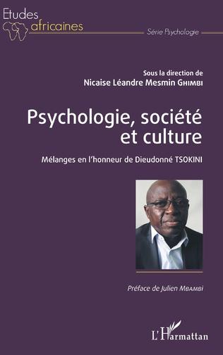 Couverture Psychologie, société et culture