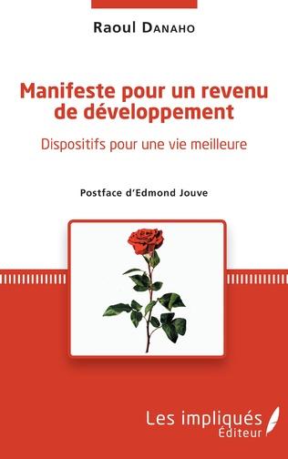 Couverture Manifeste pour un revenu de développement