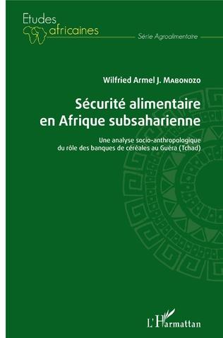 Couverture Sécurité alimentaire en Afrique subsaharienne