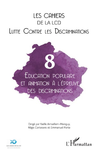 Couverture Éducation populaire et animation à l'épreuve des discriminations