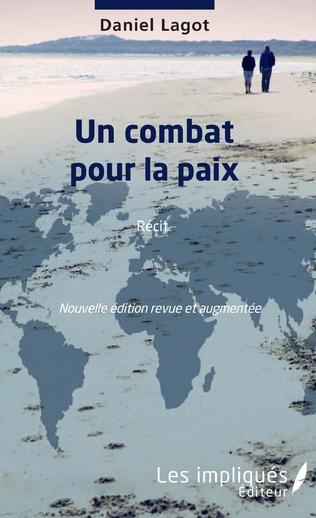 Couverture Un combat pour la paix