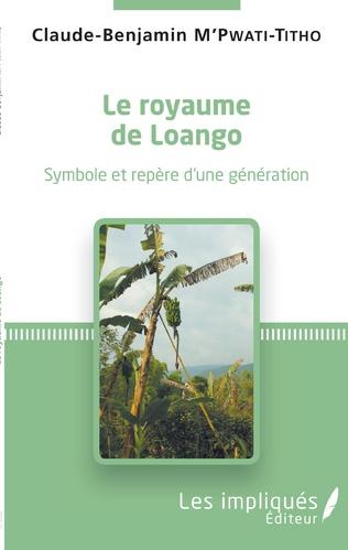 Couverture Le royaume de Loango