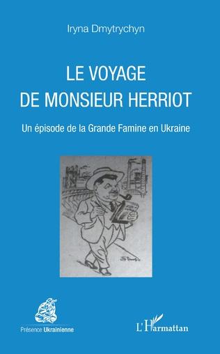 Couverture Le voyage de Monsieur Herriot