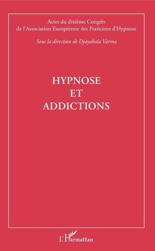 Couverture Hypnose et addictions