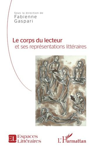 Couverture Le corps du lecteur et ses représentations littéraires