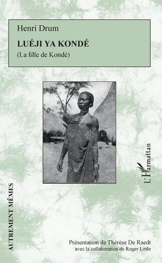 Couverture Luéji ya Kondé