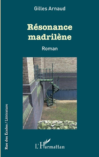 Couverture Résonance madrilène