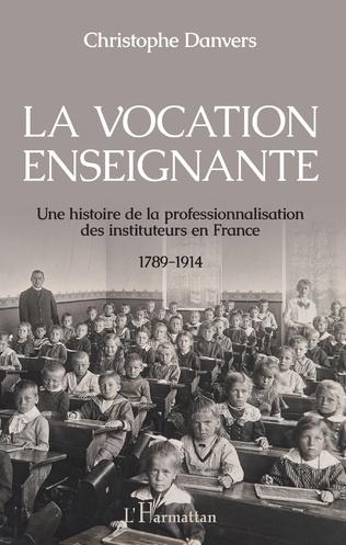 Couverture La vocation enseignante
