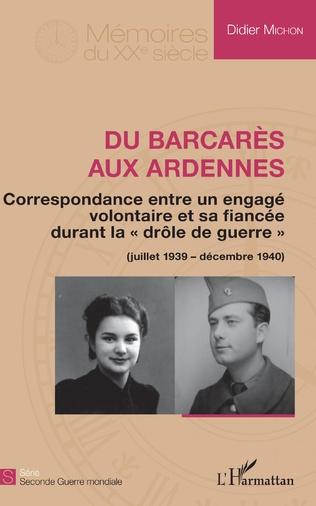 Couverture Du Barcarès aux Ardennes