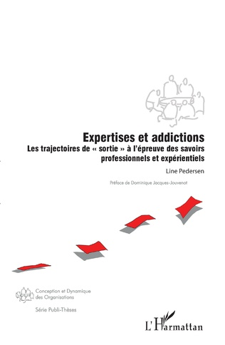 Couverture Expertises et addictions