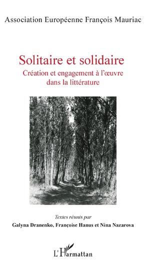 Couverture Solitaire et Solidaire