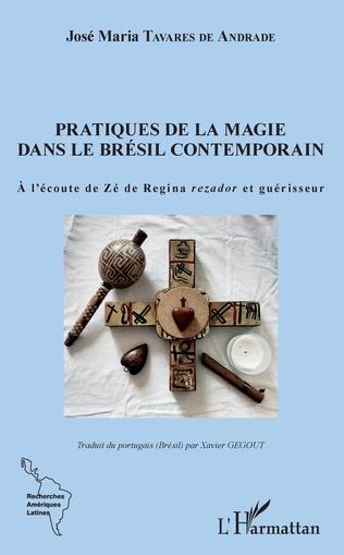 Couverture Pratiques de la magie dans le Brésil contemporain