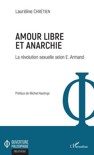 Couverture Amour libre et anarchie