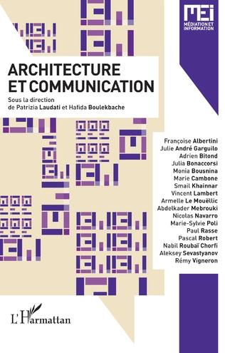 Couverture Architecture et communication
