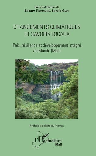 Couverture Changements climatiques et savoirs locaux