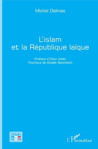 Couverture L'islam et la République laïque