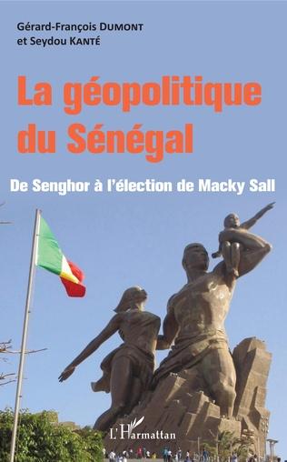 Couverture La géopolitique du Sénégal