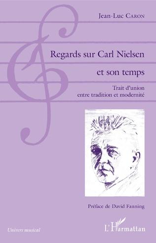 Couverture Regards sur Carl Nielsen et son temps