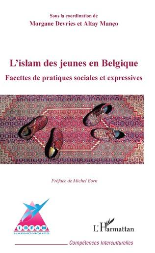 Couverture L'islam des jeunes en Belgique