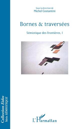 Couverture Bornes & traversées