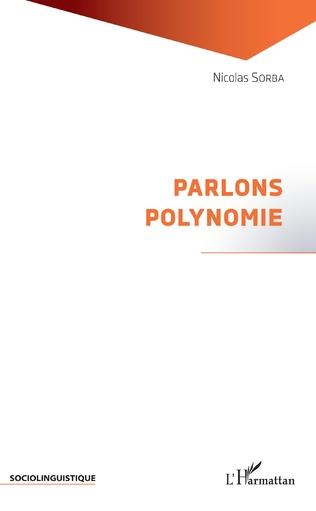 Couverture Parlons polynomie