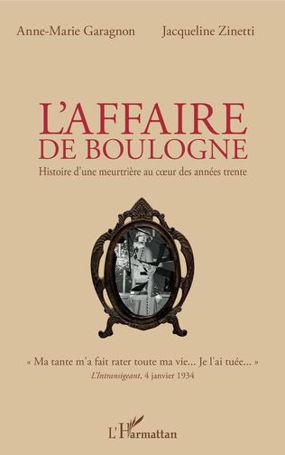 Couverture L'affaire de Boulogne