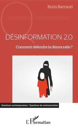 Couverture Désinformation 2.0