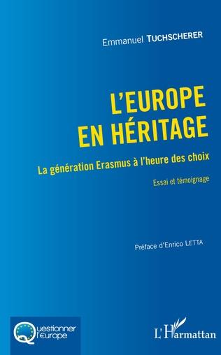 Couverture L'Europe en héritage