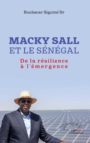 Couverture Macky Sall et le Sénégal