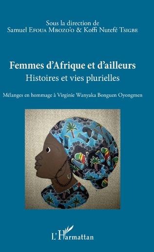 Couverture Femmes d'Afrique et d'ailleurs