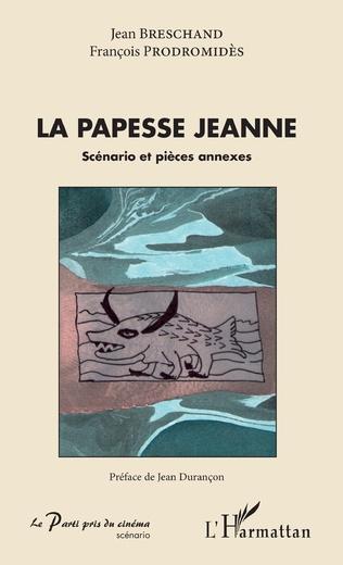 Couverture La Papesse Jeanne