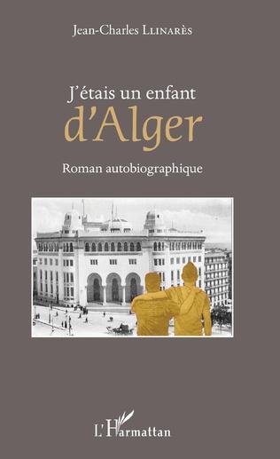Couverture J'étais un enfant d'Alger