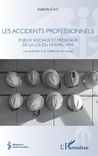 Couverture Les accidents professionnels