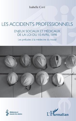 Couverture Les accidents professionnels