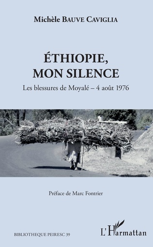 Couverture Ethiopie, mon silence