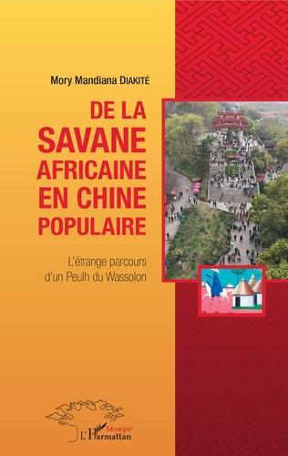 Couverture De la savane africaine en Chine populaire