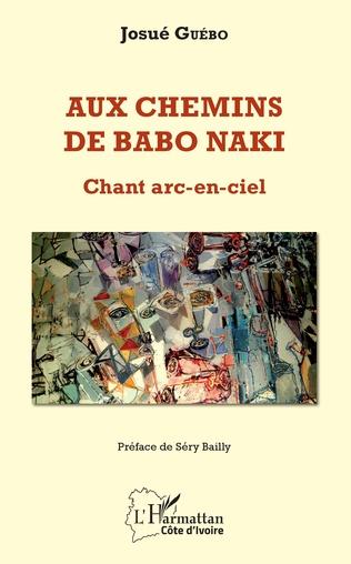 Couverture Aux chemins de Babo Naki