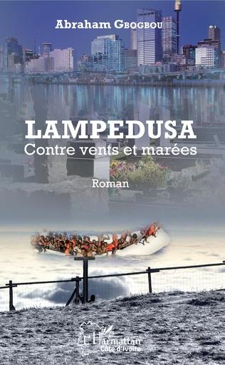 Couverture Lampedusa Contre vents et marées