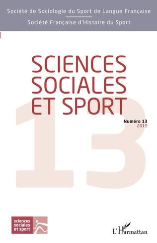Couverture Sciences sociales et sport