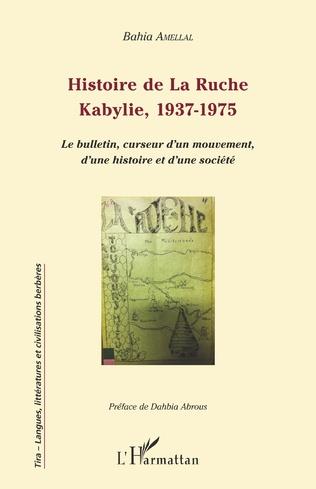 Couverture Histoire de La Ruche